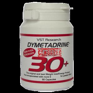 Dymetadrine 30 + ECA Stack Fatburner mit Ephedrin